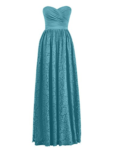 Party Bridesmaid Women Turquoise Gown Formal Maxi Prom Long Evening for Alicepub Dress AxqwSznA4