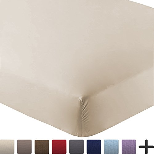queen fitted sheet 16in hotel - 2