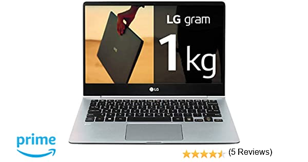 LG Gram 13Z990-G - Ordenador portátil ultraligero de 33,8 cm (13