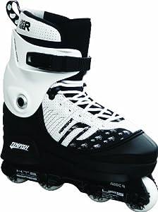 Inlineskates für aggressives Skaten, für fortgeschrittene Skater, AGRESOR...