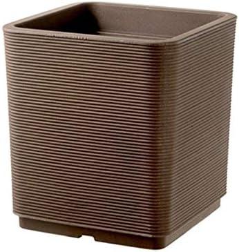 Fioriere Plastica Per Esterno.Teraplast Pixel Vaso Da Esterno Fioriera Da Balcone In Plastica
