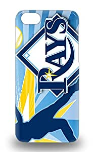 Iphone Cover 3D PC Case MLB Tampa Bay Rays Logo Protective 3D PC Case Compatibel With Iphone 5c ( Custom Picture iPhone 6, iPhone 6 PLUS, iPhone 5, iPhone 5S, iPhone 5C, iPhone 4, iPhone 4S,Galaxy S6,Galaxy S5,Galaxy S4,Galaxy S3,Note 3,iPad Mini-Mini 2,iPad Air )