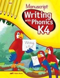 Writing with Phonics K4 -
