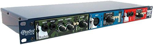 Radial PowerStrip -