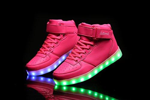 f766971cd72b Jual ditont LED Light up Shoes Flashing Sneakers Remote Kids Boys ...