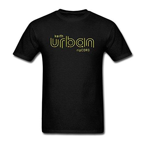 Ptshirt.com-19215-SUNRAIN Men\'s Keith Urban Ripcord Album Logo T Shirt-B01H4UGSMM-T Shirt Design