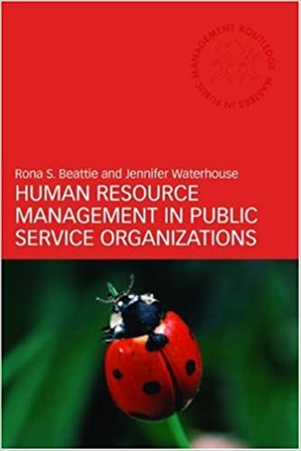 Read online Human Resource Management in Public Service Organizations (Routledge Masters in Public Management) PDF