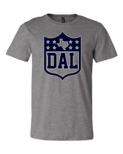 - America's Finest Apparel Dallas Texas Shield Shirt - Men's (3XL)