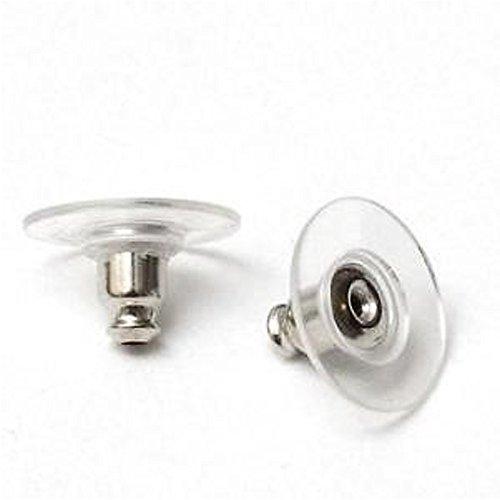 Design Omega Back Earrings - 3