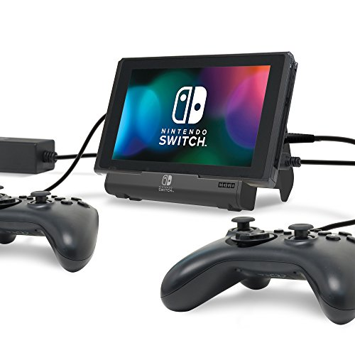 HORI Nintendo Switch Multiport USB Playstand – Nintendo Switch
