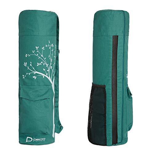 Deco Athletic Green Yoga Mat Bag. Choose Your Color - fits u