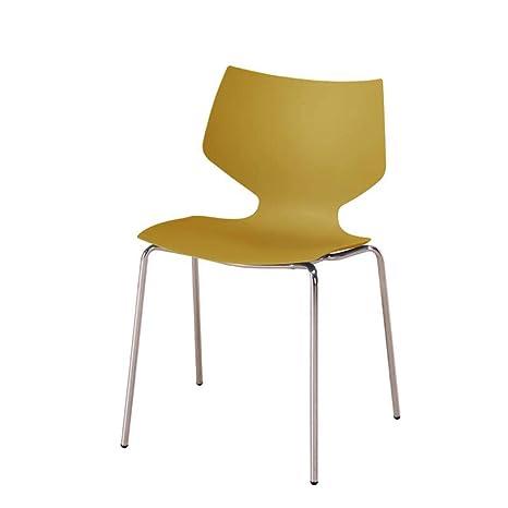 Amazon.com: Betty Silla de comedor/pequeño asiento/moderna ...