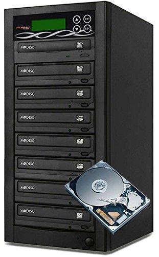 Bestduplicator Pro HD Series - 7 Target External Disc DVD...