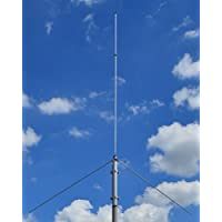 Jetstream JTB144 2M 5/8 Wave Base Antenna 61 Inches at 145MHZ