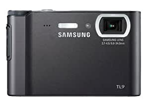 Samsung TL9 10MP Digital Camera with 5x Optical Image Stabilized Zoom (Black)