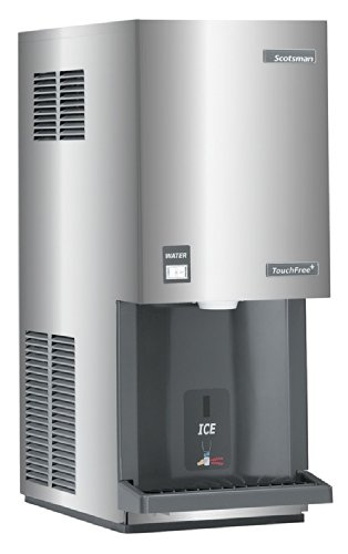 Ice Maker and Dispenser, 12 lb Storage by Scotsman