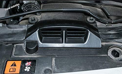 (AIRANGH for Mazda 3 AXELA Sedan Hatchback 2014-2018 Accessories Interior Engine Warehouse Air Condition Inlet Vent Cover Trim )