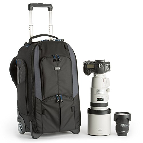 Think Tank Photo StreetWalker Rolling Backpack V2.0 by Think Tank