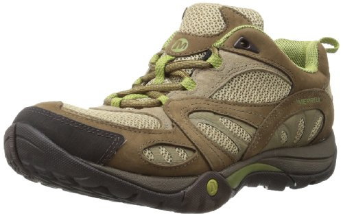 Merrell Women's Azura Hiking Shoe,Kangaroo,8.5 M US by Merrell