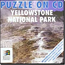 Puzzle On CD - Yellowstone National Park
