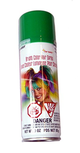 Rubie's Bright Color Hairspray, -