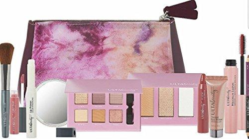 Ulta Summer 2017 Cosmetics Makeup Gift Bag Set 12 Piece Collection  Pink