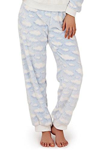 Loungeable - Pijama para mujer, diseño de nubes Cloud - Pyjamas