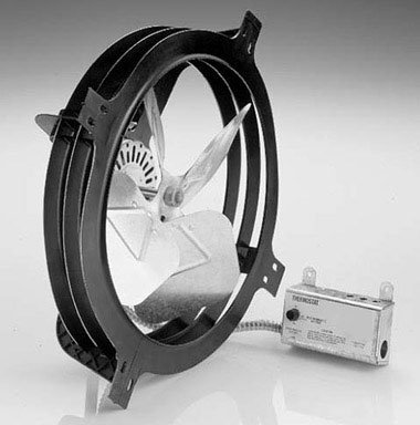 AIR VENT Mount Power INC. 53316 Gable Attic Ventilator