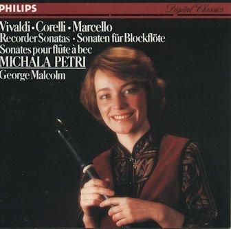 Baroque Recorder Sonatas - Vivaldi, Corelli, Marcello: Recorder Sonatas