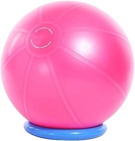 Ejercicio Fitness Bola de Yoga con Bomba rápida, Antideslizante ...