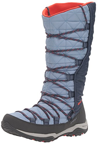 Columbia Women's Loveland Omni-Heat Snow Boot, Dark Mirage/Spicy, 7.5 B - Shops Loveland