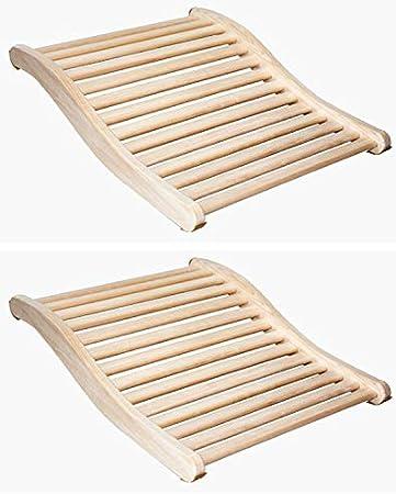 accessoire pour se reposer dans le sauna Dossier pour sauna Finnsa Appui-t/ête