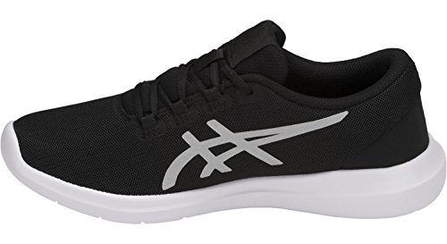 ASICS Metrolyte II Shoe Womens Walking Black/Silver/White C4BMK