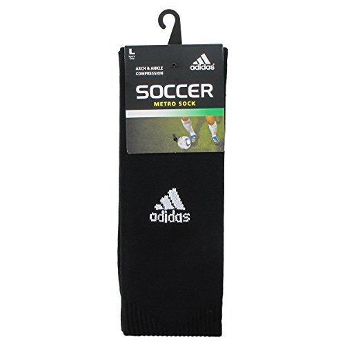 adidas Soccer Socks Black/White/Night Small