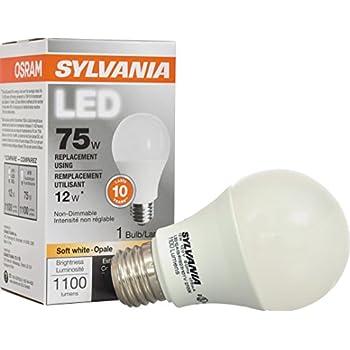 (3-Pack) LED Bulbs 75-100 Watt Equivalent, 360° Omni