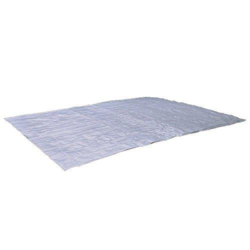 Jilong GC Bodenplane für rechteckige und ovale Pools, 590 x 365, grau