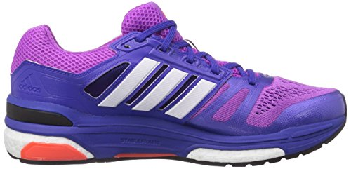 Adidas Supernova Sequence 7 W - Zapatillas de Running Para Mujer Clear Granite/Core Black/Semi Night Flash