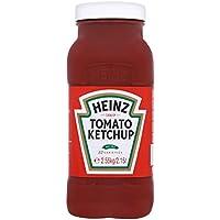 Heinz Tomato Ketchup 2.55kg (paquete de 2 x