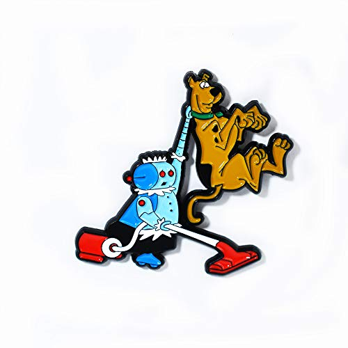 The Jetsons Robot Maid Scooby-Doo Pendant Lapel Hat Pin]()