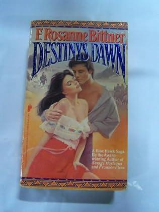 book cover of Destiny\'s Dawn