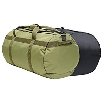 Image of Abscent Medium Duffel V.2 Combo - OD Green Luggage
