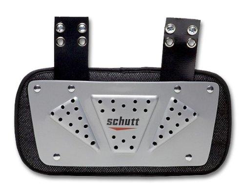 Schutt Sports Ventilated Varsity Back Plate, One Size