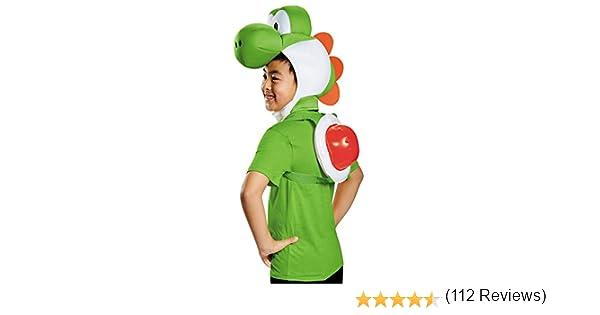 Super Mario 13387 Yoshi - Disfraz Infantil: Amazon.es: Juguetes y ...