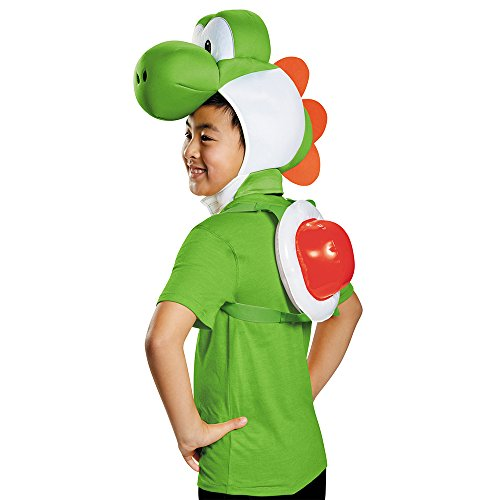Yoshi Child Costume Kit - Quick Easy Costumes For Boys