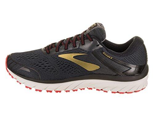 Black GTS Red Brooks Gold Shoe Adrenaline 18 Running Men's YEw6EqU