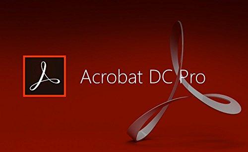 Adobe Acrobat Dc 2017 Professional For Windows