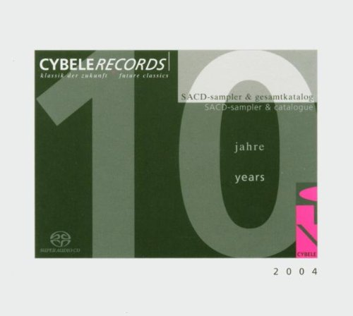 10 Years Cybele Records / Various (Hybrid SACD)