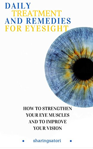 Strengthen your Eye Muscles and to Improve your Vision
