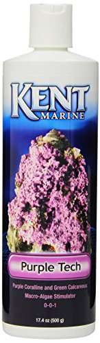 Kent Marine 00801 Purple Tech, 17.4-Ounce Bottle (Marine Filtration Kent)