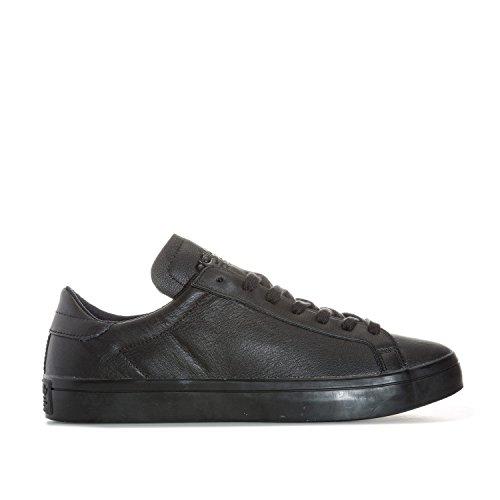 Adidas Originals Mens Originali Della Corte Di Vista Formatori Us12 Nere